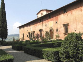 foto van Villa Vignamaggio