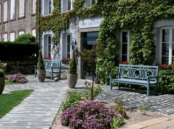 foto van Hôtel des Ormes