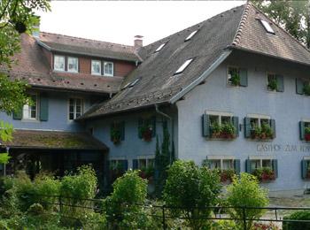 foto van Landgasthof zum Rössle