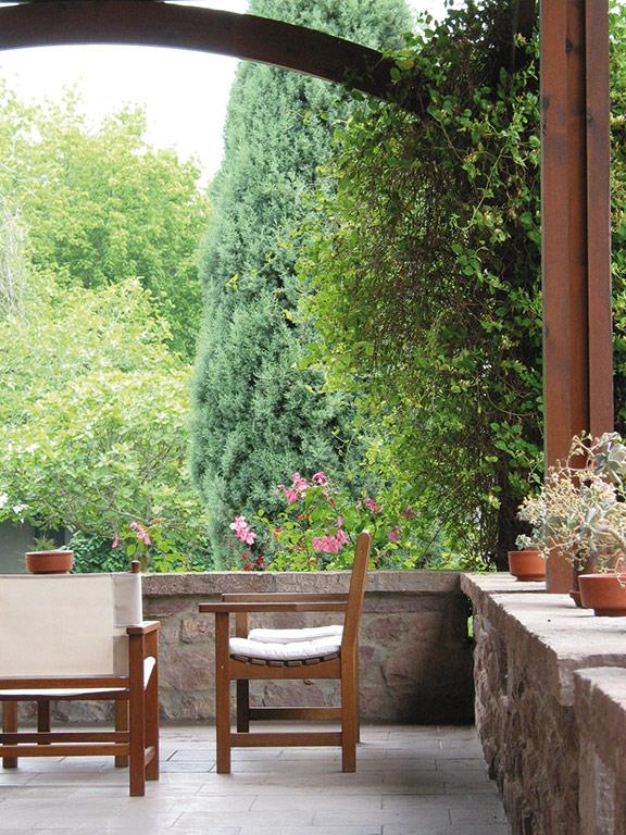 Hotel jard n de carrejo hotel in cabez n de la sal cantabri spanje - Jardin de carrejo ...