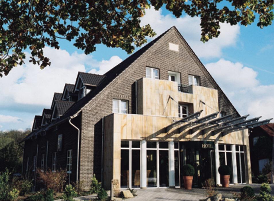 locatie landhotel vosh vel hotel in schermbeck noordrijn westfalen duitsland. Black Bedroom Furniture Sets. Home Design Ideas