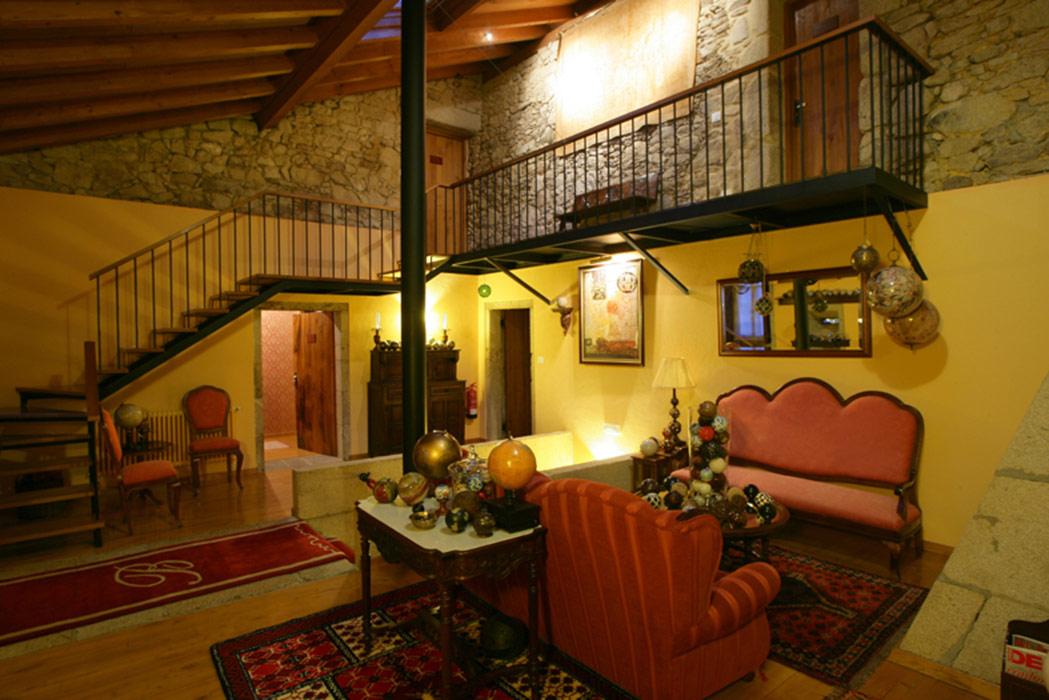 Casa grande do bachao vakantiewoning in santiago de - Casa grande do bachao ...
