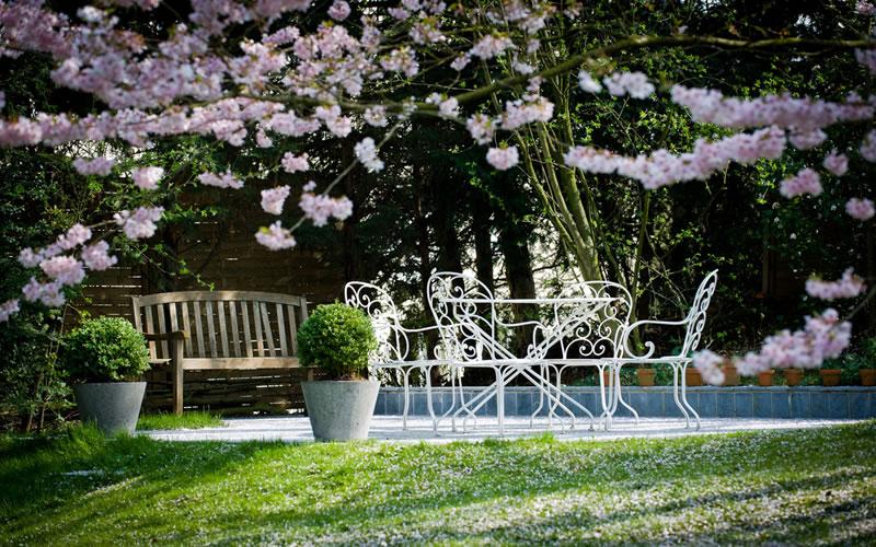 Le jardin d 39 alix bed breakfast in tourcoing nord pas de calais frankrijk - Le petit jardin quilt pattern calais ...